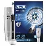 Oral-B PRO 2500 Cross Action Black (D20.513.2MX)